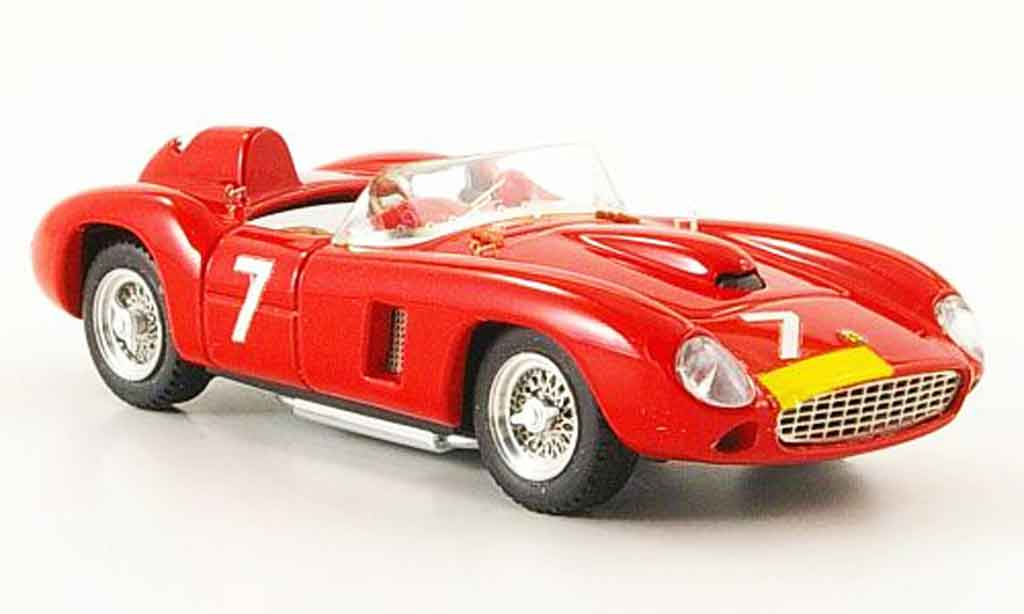 Ferrari 290 1957 1/43 Art Model mm no.7 gregory morolli nurburgring modellino in miniatura