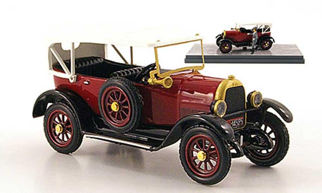 Fiat 501 1/43 Rio Fiume Gabriele DAnnunzio 1919 coche miniatura