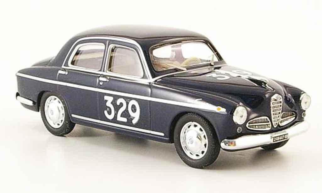 Alfa Romeo 1900 Ti 1/43 M4 no.329 medici grassi mille miglia 1954 diecast