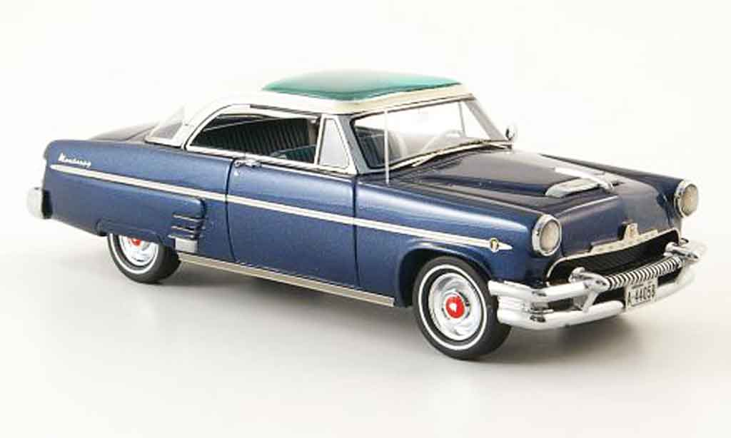 Mercury Monterey 1/43 Neo Sun Valley bleu blanche 1954 miniature