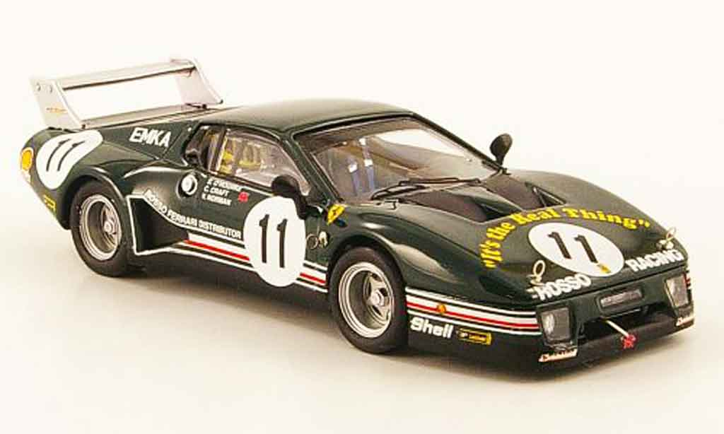 Ferrari 512 BB LM 1/43 Best (2.serie) no.11 greystone 1980 diecast model cars