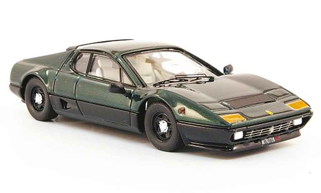Ferrari 512 BB 1/43 Best green black 1976 diecast