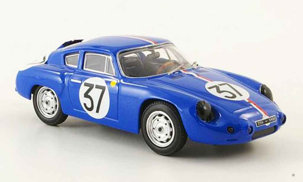 Porsche Abarth 1/43 Best No.37 24h Le Mans 1961