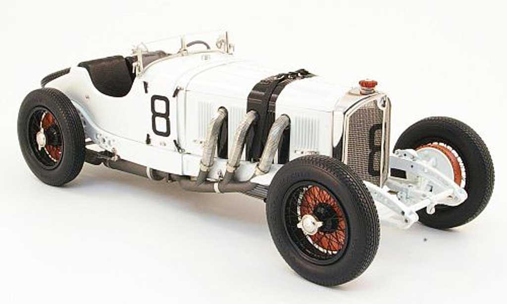 Mercedes SSK 1/18 CMC l no.8 r.caracciola gp deutschland 1931 miniature