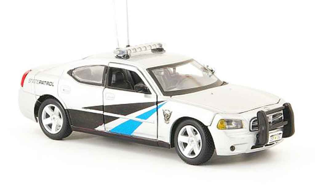 Dodge Charger Police 1/43 First Response Charger Colorado State Patrol miniature