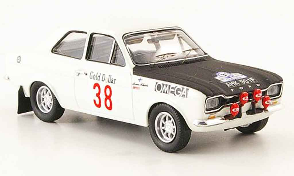 Ford Escort MK1 1/43 Trofeu No.38 Sieger 1000 Lakes Rallye 1968 diecast model cars