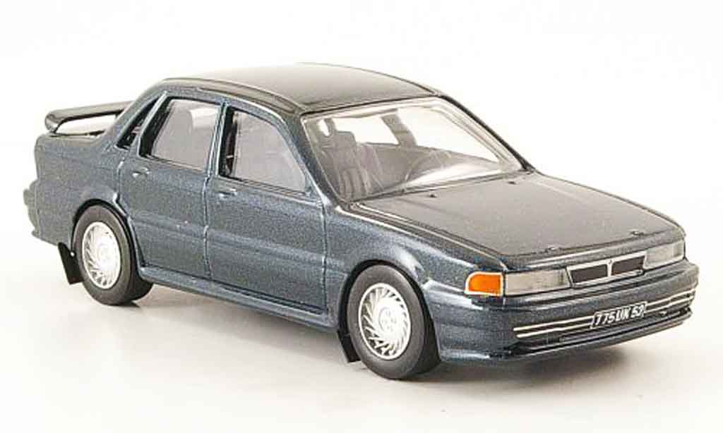 Mitsubishi Galant GTI 1/43 Trofeu GTI 16V anthrazit miniature