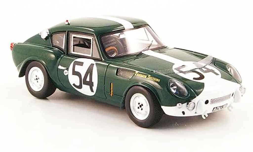 Triumph Spitfire 1/43 Spark No.54 Bubois Piot 24h Le Mans 1965 modellino in miniatura