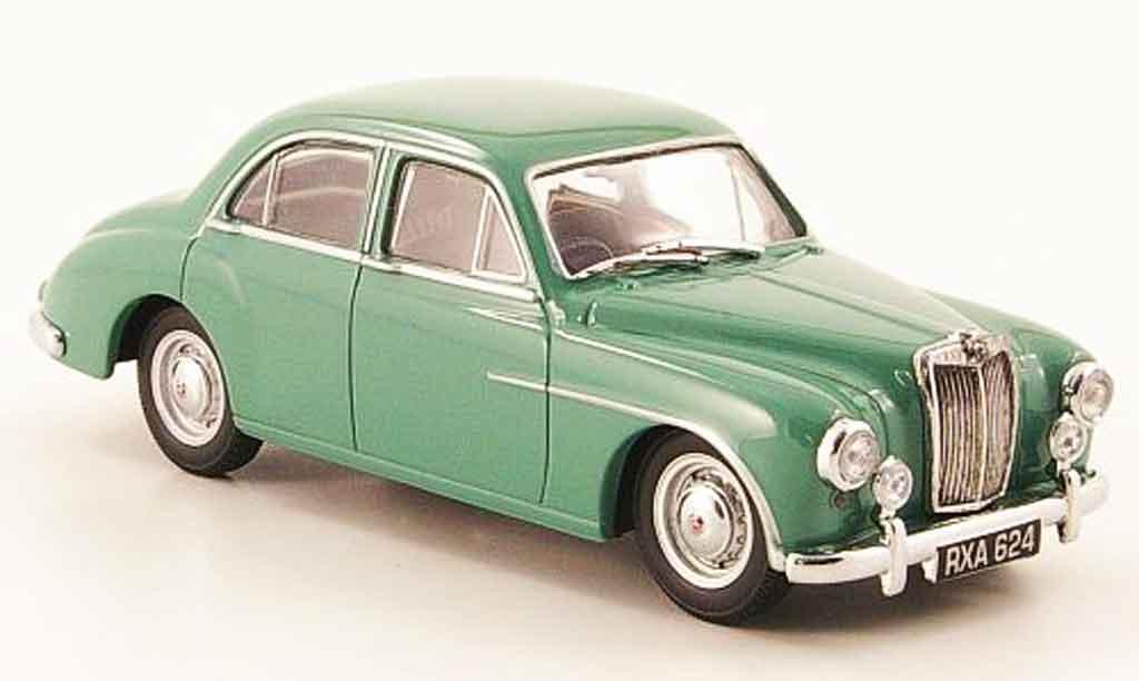 MG ZA 1/43 Oxford grun miniature