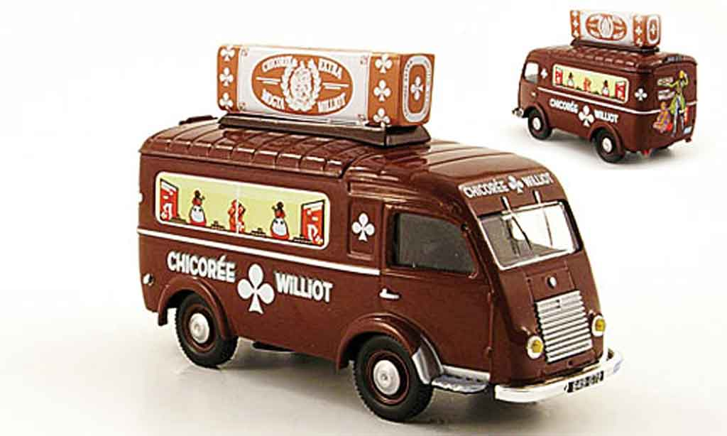 Renault 1000KG 1/43 Heritage chicoree williot miniature