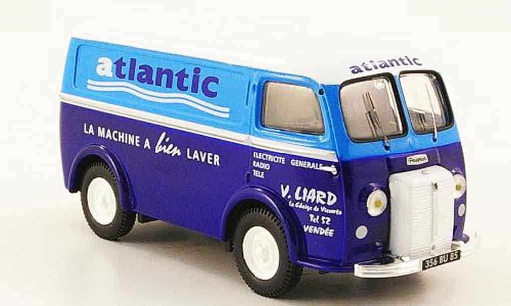 Peugeot D3A 1/43 Heritage kasten atlantic lieferwagen miniature
