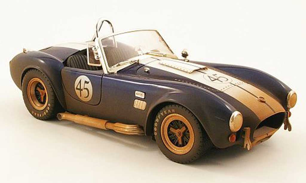 Shelby Ac Cobra 1/18 Shelby Collectibles 427 s/c no.45 avec sale 1965 miniature