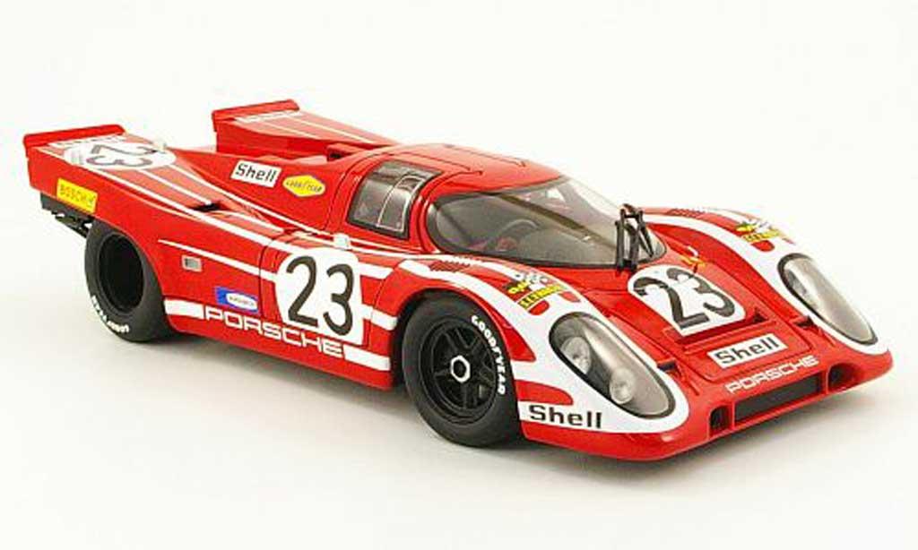 Porsche 917 1970 1/18 Autoart k no.23 sieger 24h le mans miniature