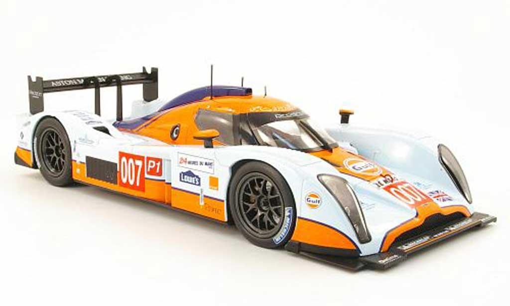 Aston Martin LMP1 1/18 Norev no.007 aston martin racing 24h le mans 2010 miniature