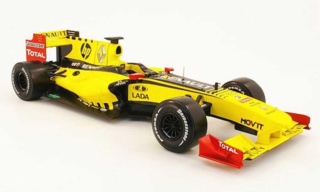 Renault F1 1/18 Norev r30 no.11 f1 team showcar f1 2010 miniature