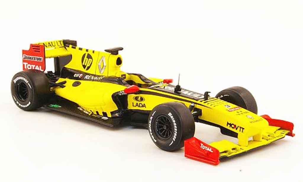 Renault F1 1/43 Norev r30 no.11 f1 team showcar f1 2010 miniature