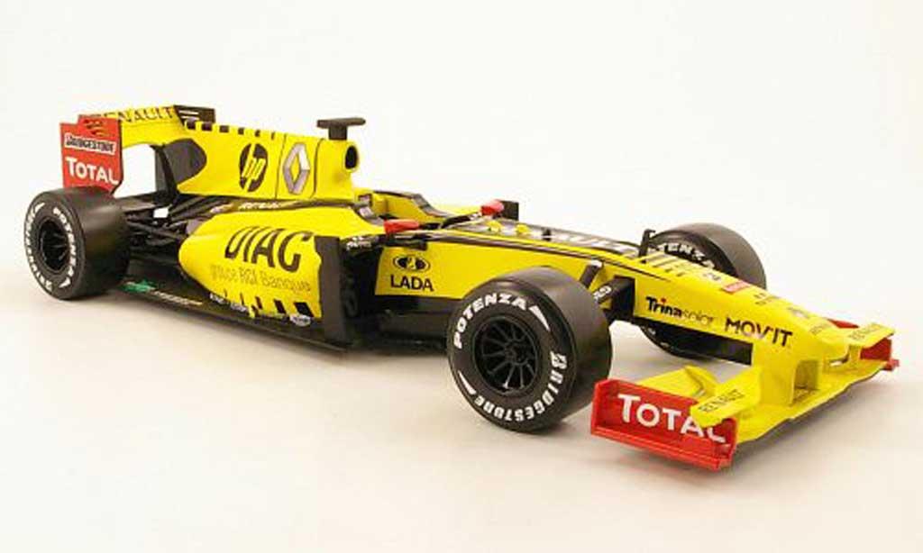 Renault F1 1/18 Norev r30 no.11 renault f1 team f1 saison 2010 r.kubica miniature
