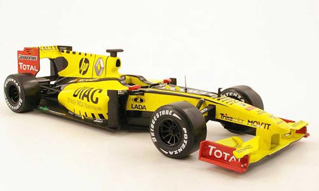 Renault F1 1/18 Norev r30 no.12 renault f1 team f1 saison 2010 w.petrov miniature