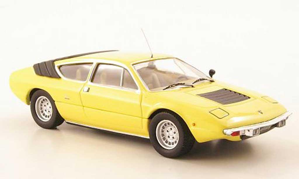 Lamborghini Urraco 1/43 IXO P250 beige 1973 diecast