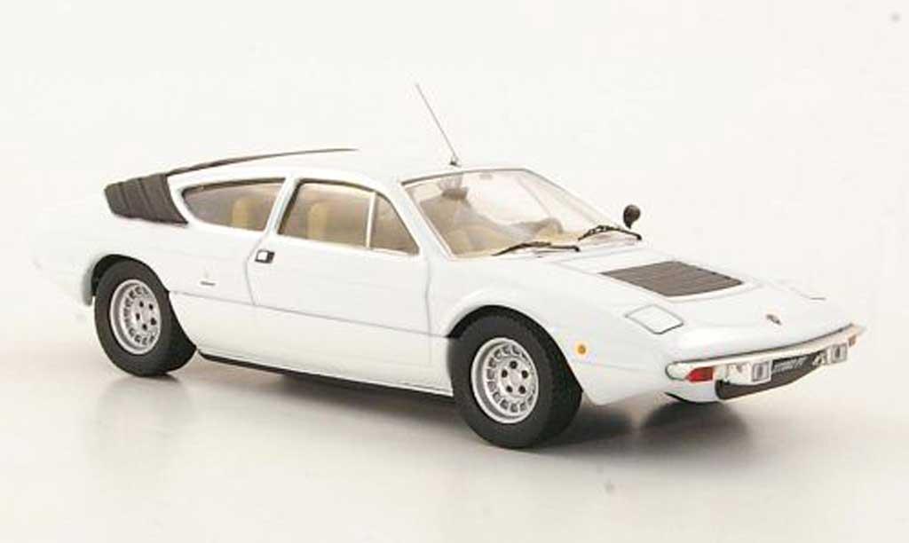 Lamborghini Urraco 1/43 IXO P300 white 1975 diecast