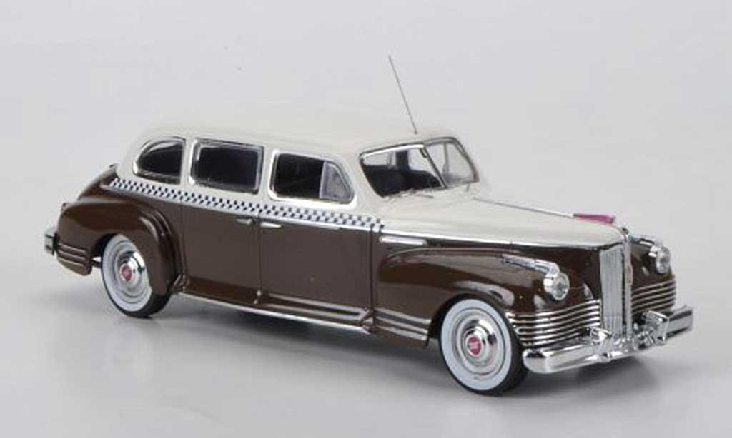 Zis 110 1/43 IST Models Taxi - Russland 1948 modellautos