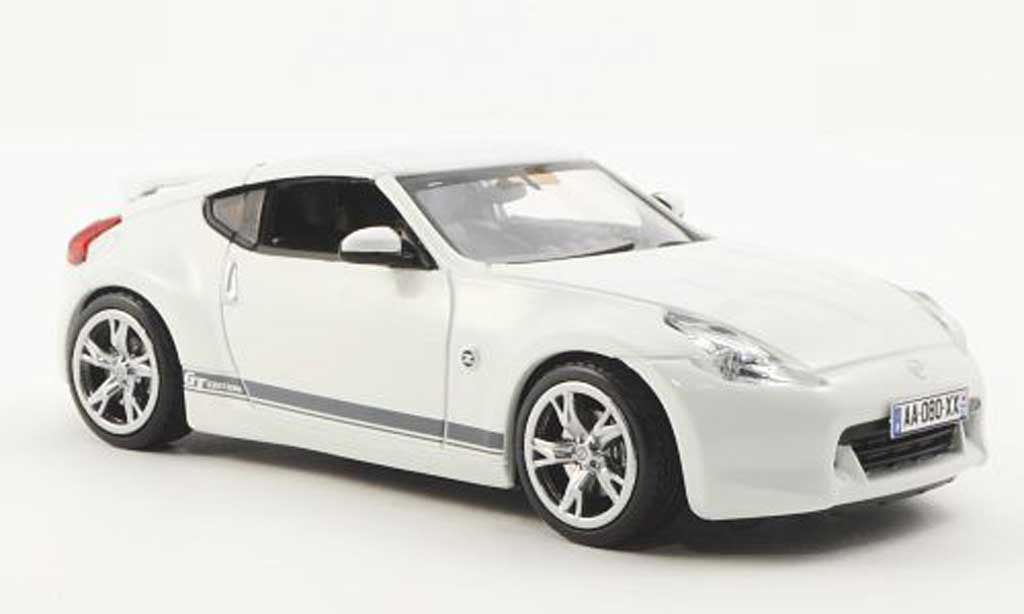 Nissan 370Z 1/43 J Collection GT Edition 2006 miniature