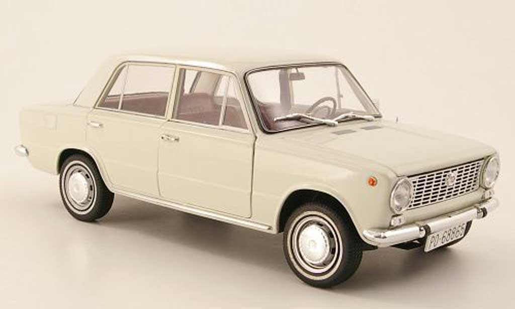 Seat 124 1/18 IST Models blanche 1969 miniature