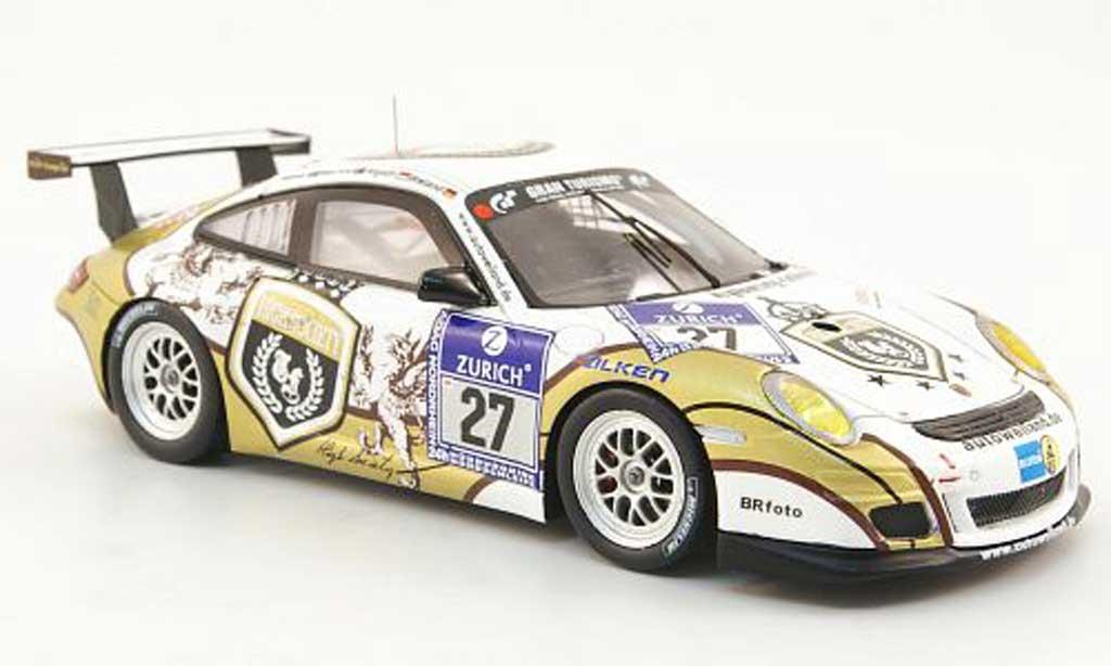 Porsche 997 GT3 CUP 1/43 Minichamps GT3 Cup 2010 No.27 24h Nurburgring