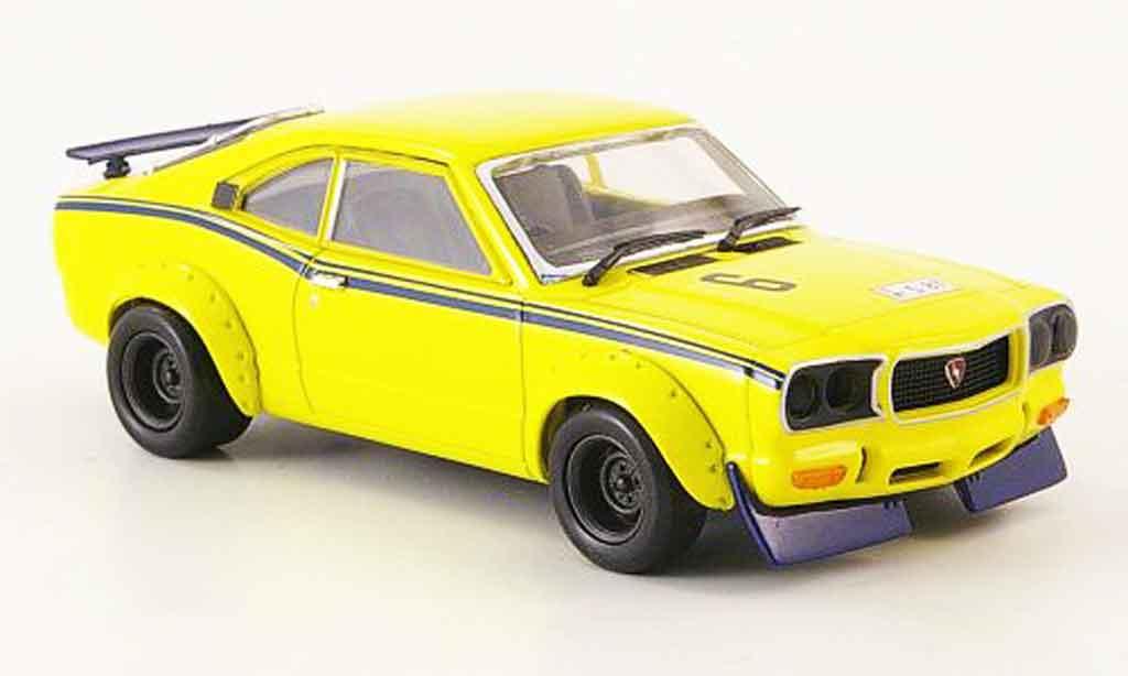 Mazda RX7 1982 1/43 Kyosho Savanna RX 3 Testfahrzeug miniatura