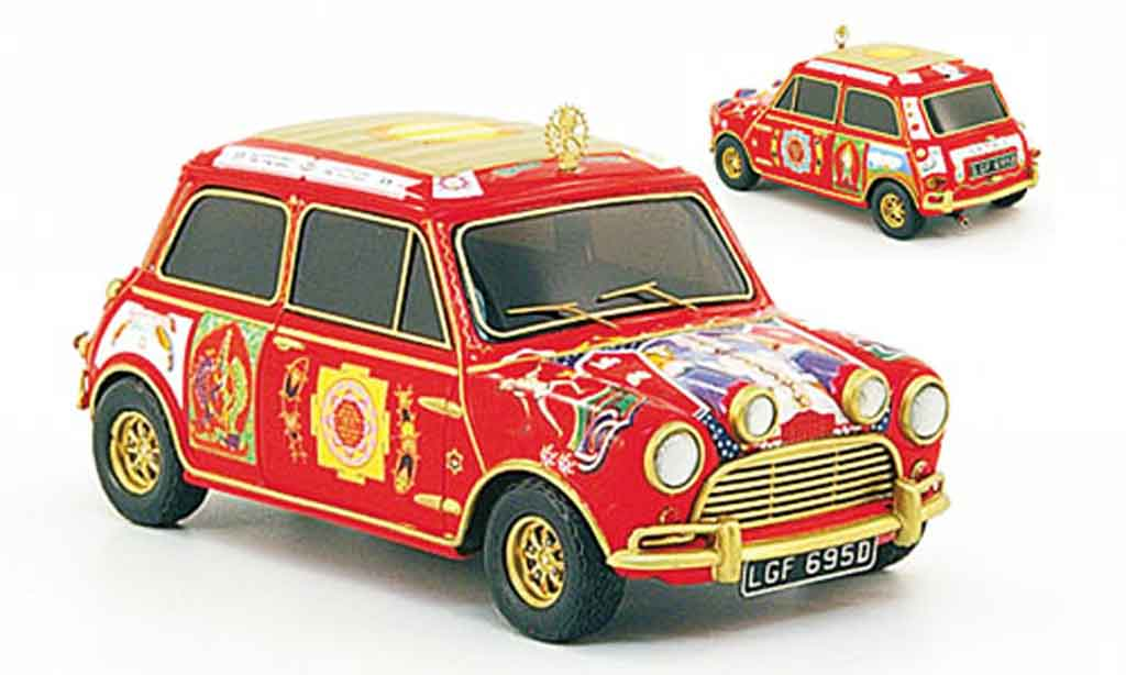 Austin Mini Cooper 1/43 Spark George Harrison miniature