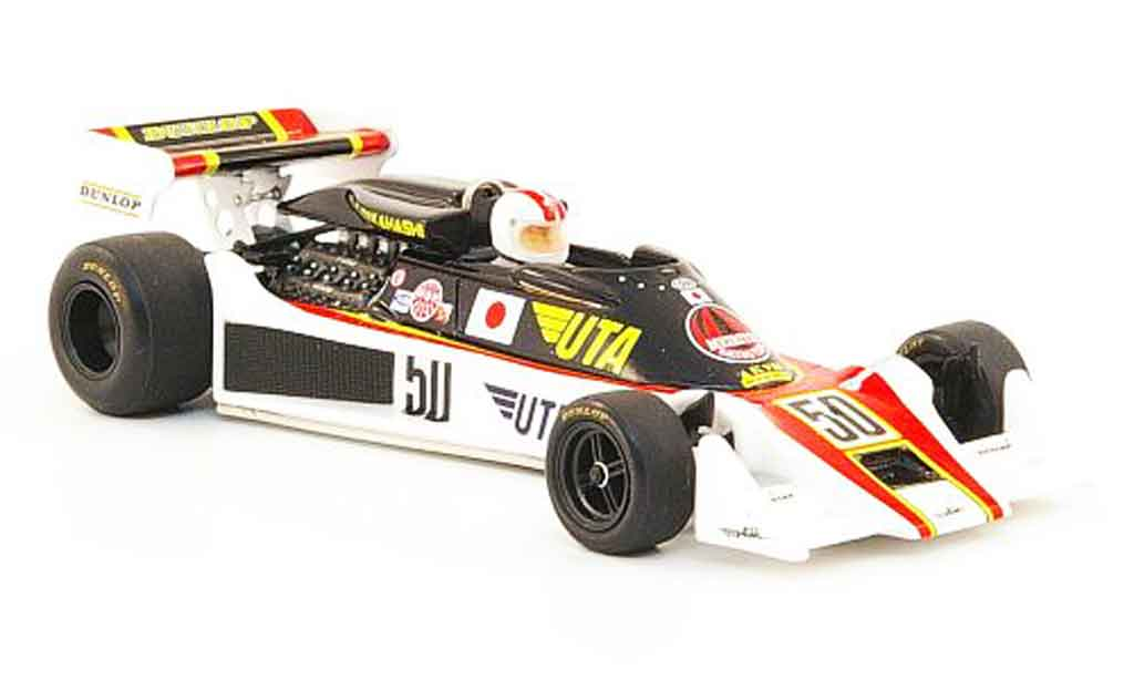 Tyrrell 007 1/43 Spark No.50 UTA GP Japan 1977 diecast model cars