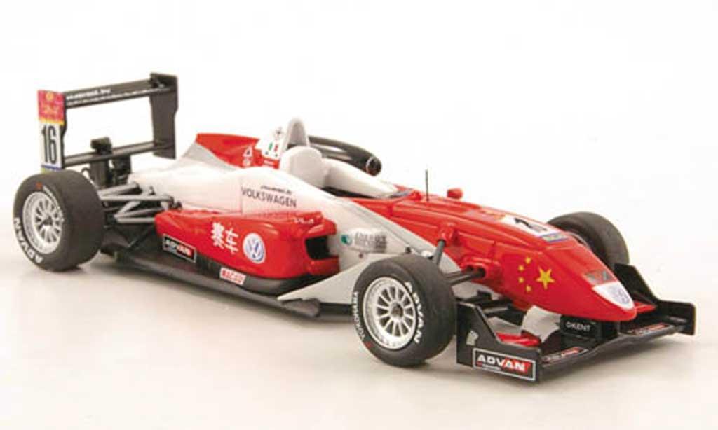 Dallara S2999 1/43 Spark 399 F3 No.16 E.Mortara GP Macau 2009