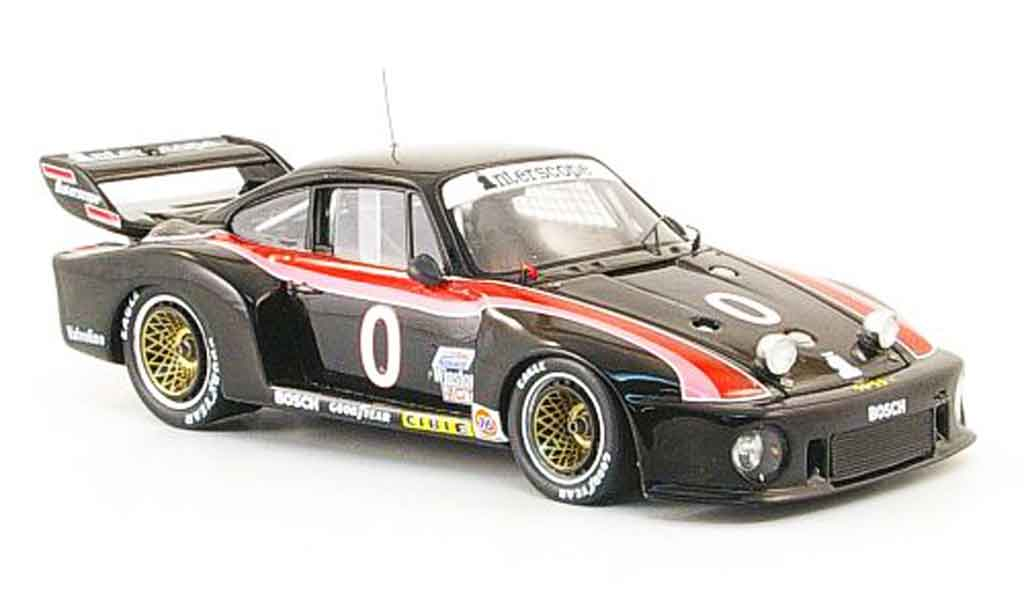 Porsche 935 1979 1/43 Spark 79 No.0 Interscope 24h Daytona miniature