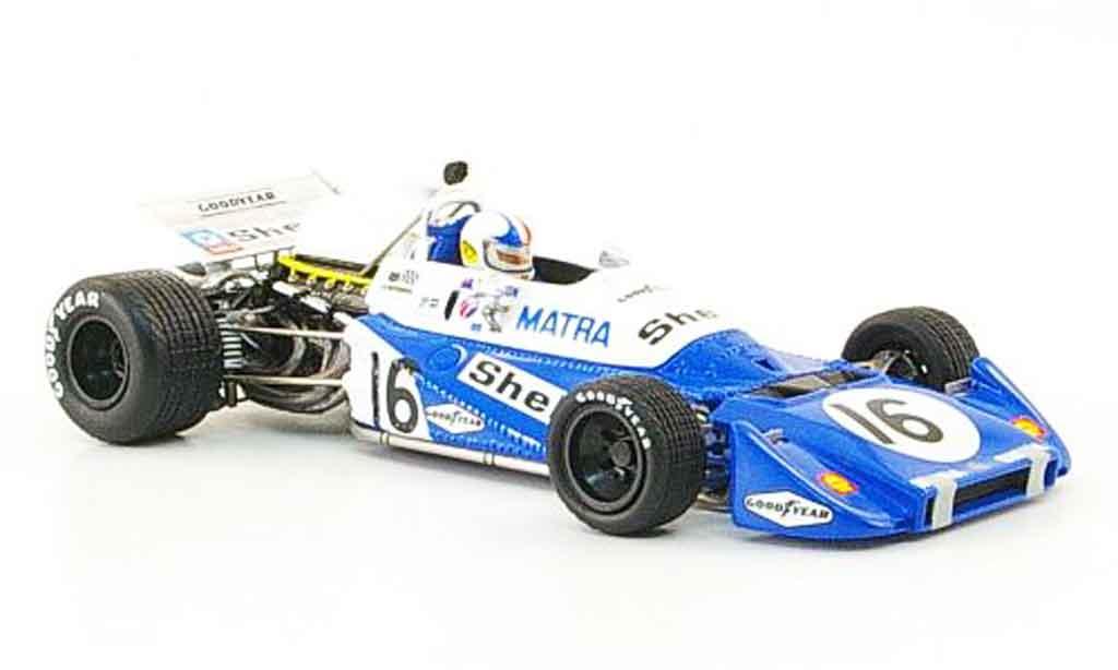 Matra MS120 1/43 Spark C No16 C.Amon GP Monaco 1972 diecast model cars