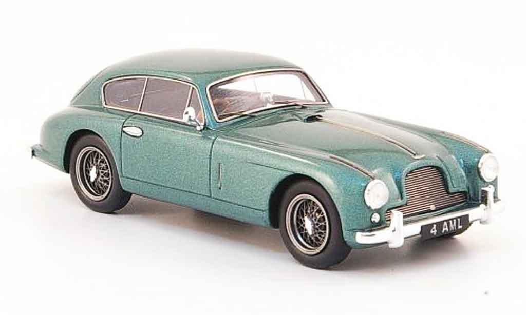 Aston Martin DB2/4 1/43 Spark DB2 4 oupe grun 1953 miniature