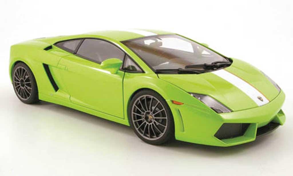 Lamborghini Gallardo LP550-2 1/18 Autoart balboni green 2009 diecast