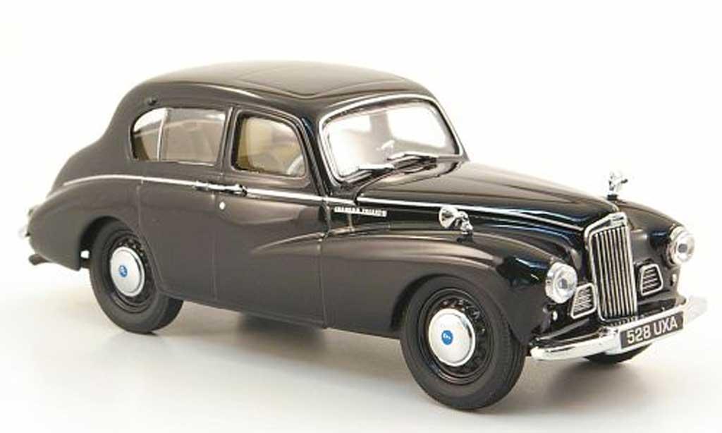 Sunbeam 90 1/43 Oxford Talbot MkIIa noire