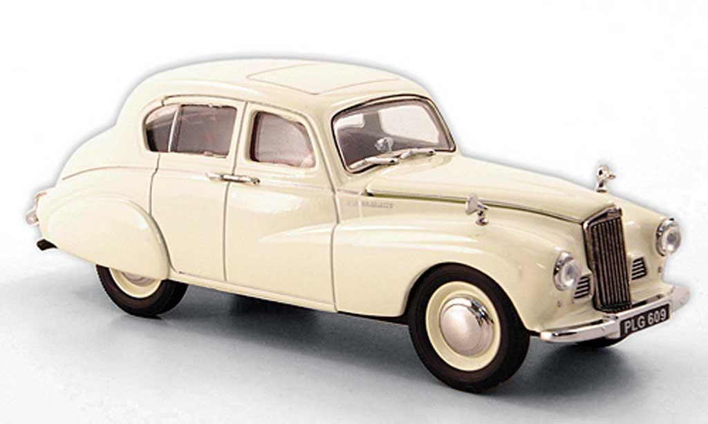 Sunbeam 90 1/43 Oxford Talbot MKII beige miniature