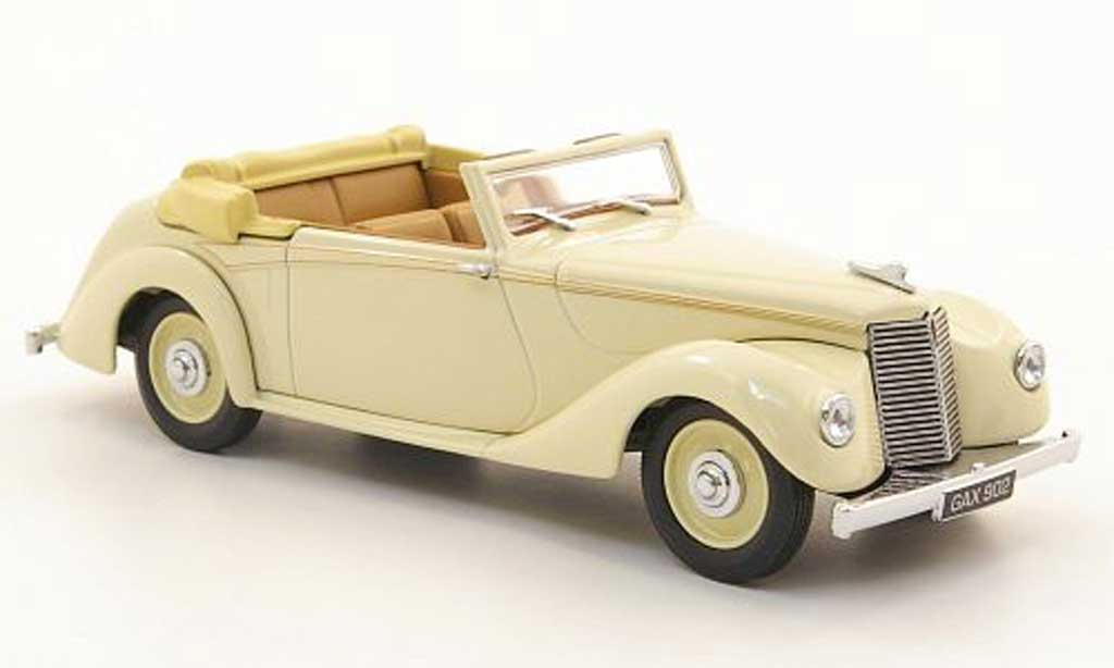 Armstrong Siddeley Hurricane 1/43 Oxford beige miniature