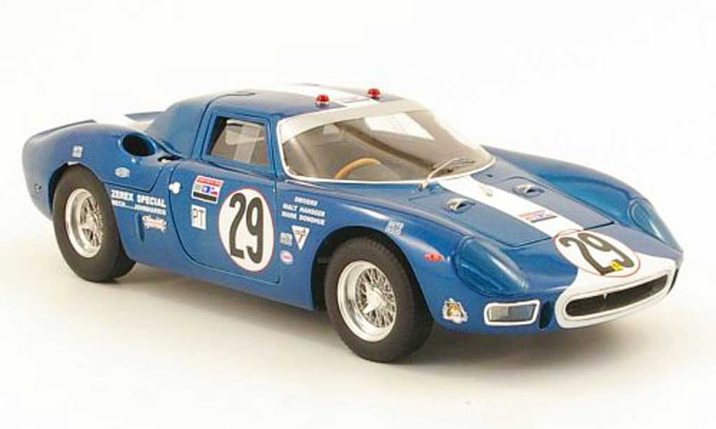 Ferrari 250 LM 1965 1/18 Hot Wheels Elite no2912h sebring modellino in miniatura