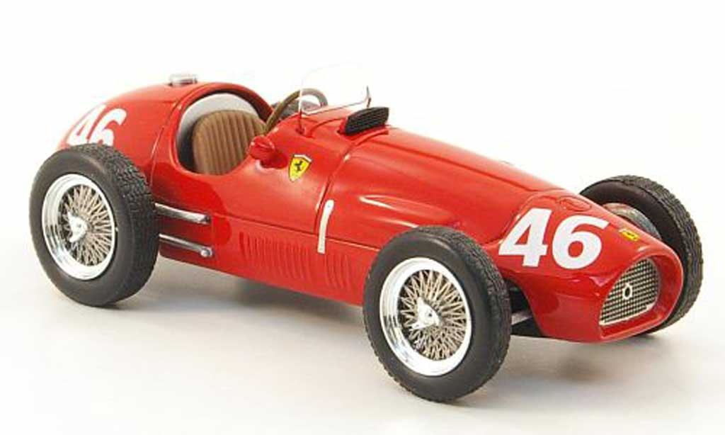 Ferrari 500 F2 1/43 Hot Wheels Elite A.Ascari GP Schweiz (Elite) 1953 miniature