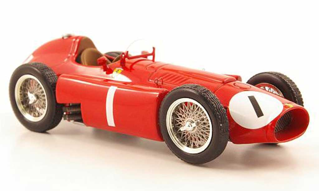 Ferrari D50 1/43 Hot Wheels Elite No.1 J.M.Fangio GP England (Elite) 1956 miniature