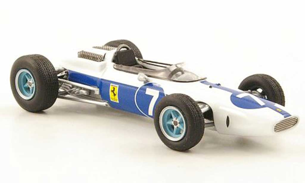 Ferrari 158 1964 1/43 Hot Wheels Elite F1 No.7 NART GP Mexiko (Elite) miniature