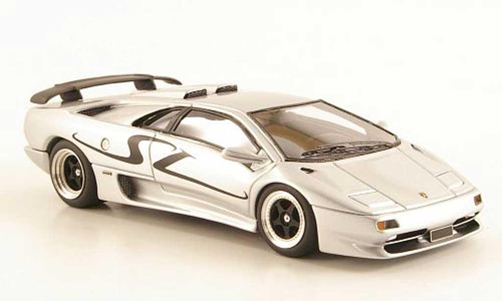 Lamborghini Diablo SV 1/43 Look Smart grey 1995 diecast model cars