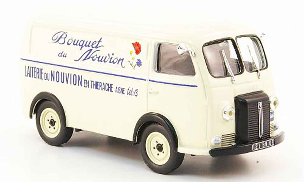 Peugeot D3A 1/43 IXO bouquet du nouvion miniature