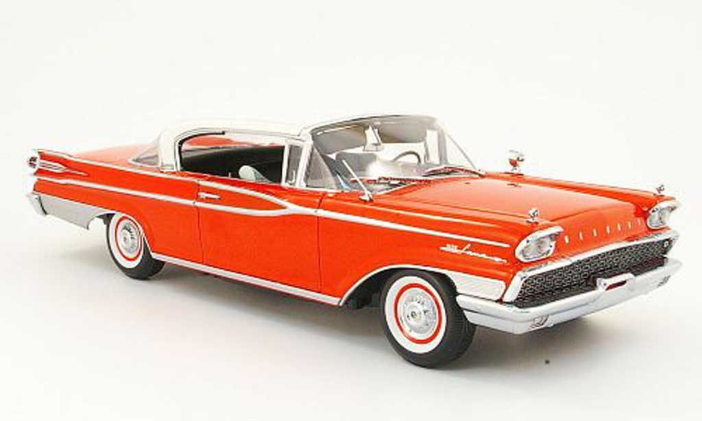Mercury Parklane 1/18 Sun Star hardtop red/white 1959 diecast