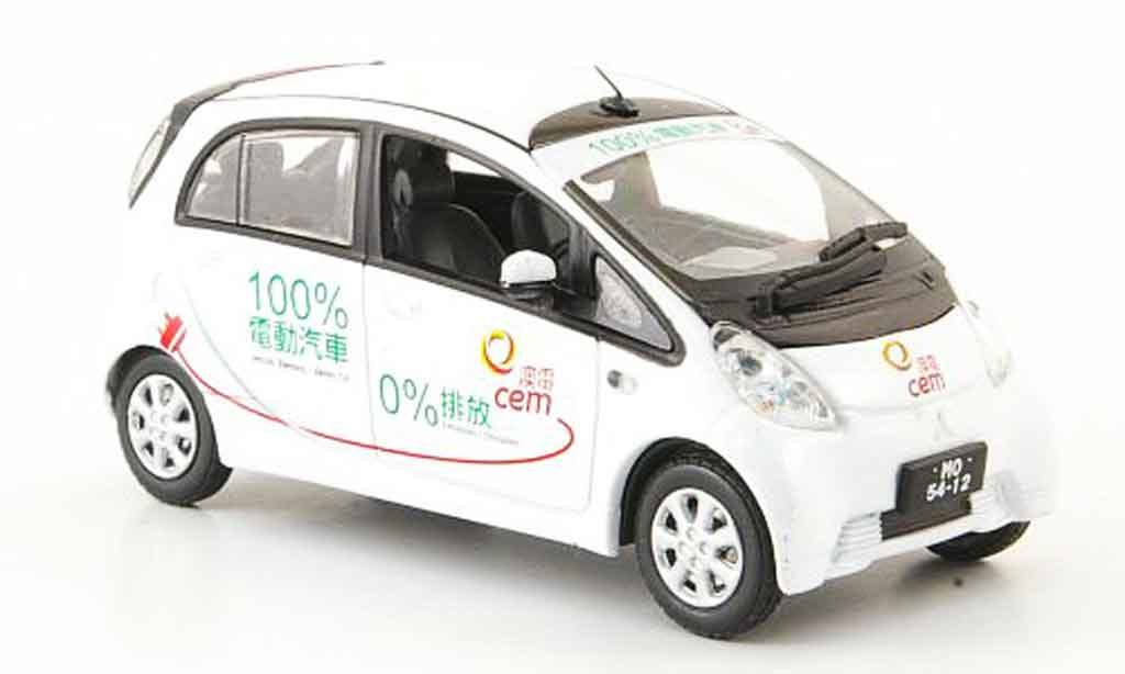 Mitsubishi iMiev 1/43 Vitesse Companhia de Electricidade de Macau miniature