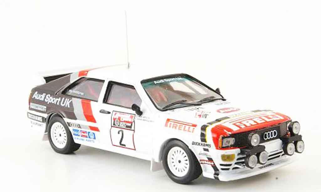 Audi Quattro 1/43 Vitesse Rally No.2 Sieger Rally Schottland 1982 miniature