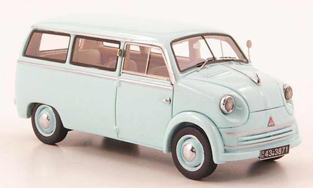 Lloyd LT 1/43 Neo 600 turkis 1955 miniature
