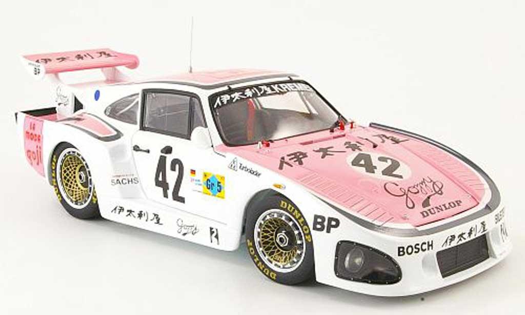 Porsche 935 1980 1/18 TrueScale Miniatures k3 no.40 24h le mans miniature